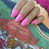 Daily Charme Indie Nail Polish I Scream Nails / Big Marshmallow
