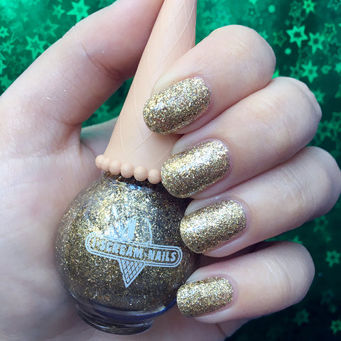Daily Charme Indie Nail Polish I Scream Nails / That's Rich!