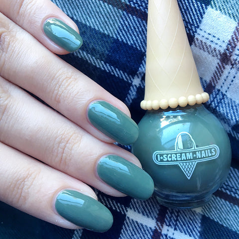 Daily Charme Indie Nail Polish I Scream Nails / Jungle Juice