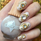 Daily Charme Indie Nail Polish I Scream Nails / Cinnamon Donut