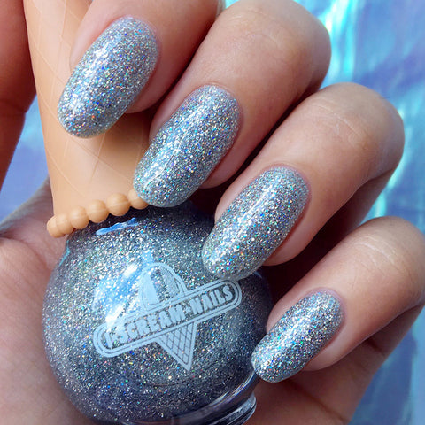Daily Charme Indie Nail Polish I Scream Nails / Disco Candy