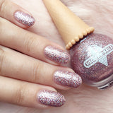 Daily Charme Indie Nail Polish I Scream Nails / Sugar Buns