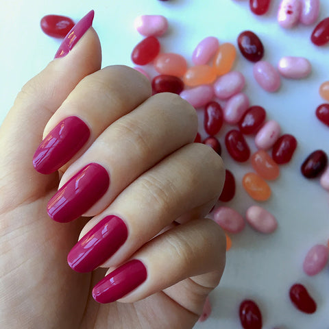 Daily Charme Indie Nail Polish I Scream Nails / Jam Hot