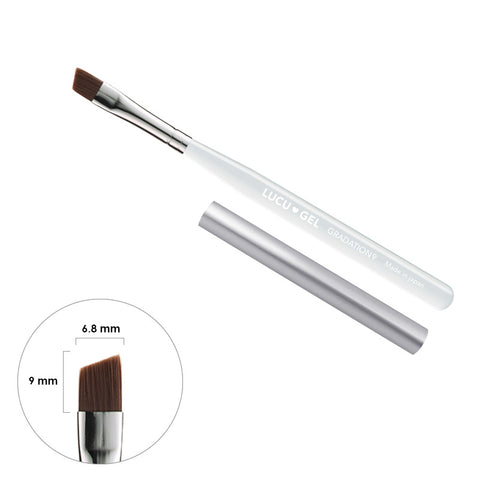 Daily Charme Japanese Nail Art Tools Lucu Gel Brush / Gradation 9
