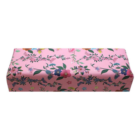 Salon Manicure Hand Arm Rest Pillow / Pink Floral