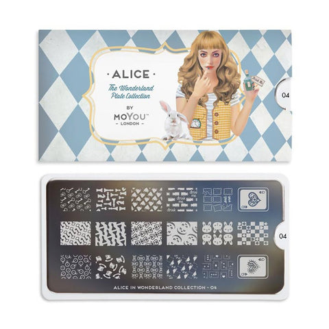 Alice in Wonderland 04 - Magical Palettes Small