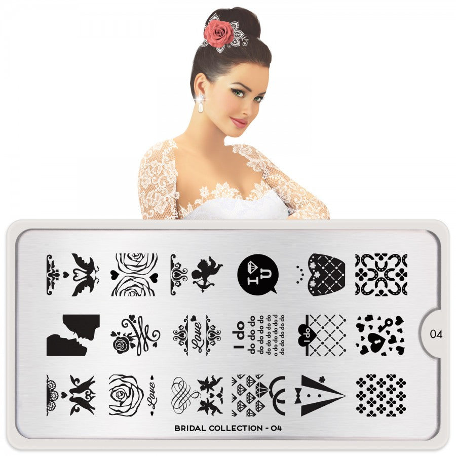 MoYou Bridal 04 Wedding Palettes Small