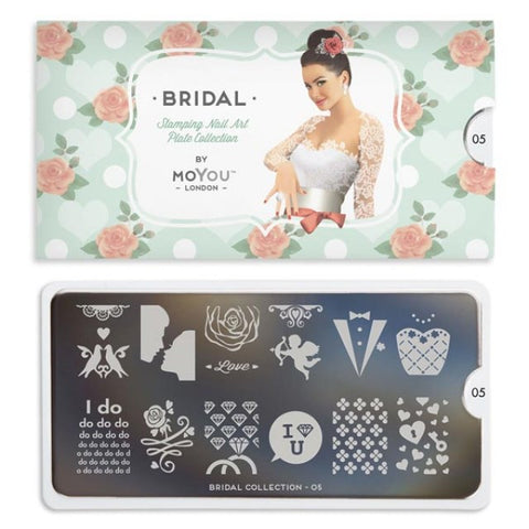 Moyou London Bridal 05 - Love Palettes Large
