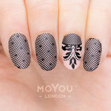 Daily Charme Nail Supply Nail Art Stamping Moyou London Bridal 09
