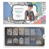 Moyou London Fashionista 16 - Glam & Lace Palettes Large