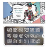 Moyou London Fashionista 17 - Glam & Lace Palettes Small