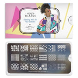 Moyou London Holy Shapes 11 - Retro Circle Palettes Small
