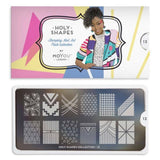 Moyou London Holy Shapes 13 - Ornate Deco Palettes Large