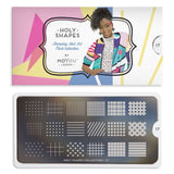 Moyou London Holy Shapes 17 - Simple Patterns Palettes Small