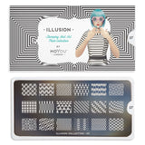 Moyou London Illusion 07 - Mystic Prints Palettes Small
