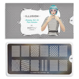 Moyou London Illusion 09 - Retro Prints Palettes Large