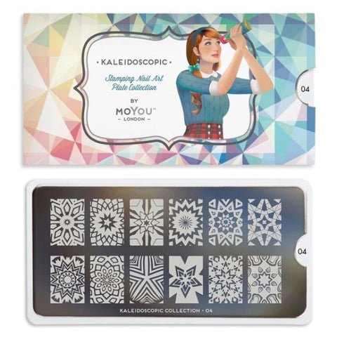 Moyou London Kaleidoscope 04 - Fancy Palettes Large