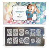Moyou London Kaleidoscope 05 - Ornate Palettes Large
