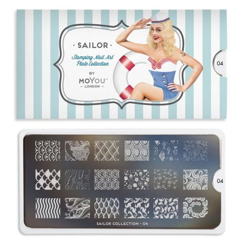 Moyou London Sailor 04 - Waves Palettes Large