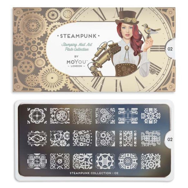 Moyou London Steampunk 02 - Gears Palettes Small