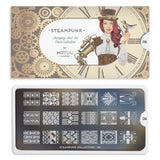 Moyou London Steampunk 06 - Deco Paletts Small