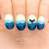 Moyou London Nail Art Stamping Sailor 18 - Mystical Nights