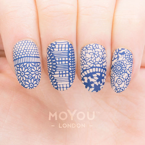 Daily Charme Moyou London Stamping Plate Trend Hunter 10