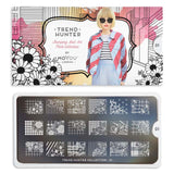 Daily Charme Moyou London Stamping Plate Trend Hunter 01