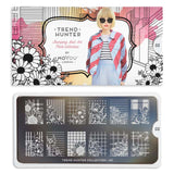 Daily Charme Moyou London Stamping Plate Trend Hunter 02