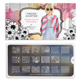 Daily Charme Moyou London Stamping Plate Trend Hunter 11