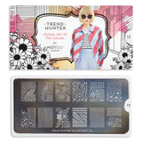 Daily Charme Moyou London Stamping Plate Trend Hunter 12