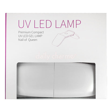 N.O.Q Compact Folding LED Gel Lamp Nail Art Supply
