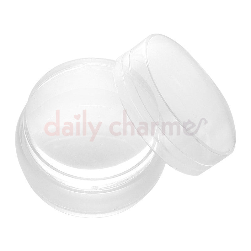 XL Clear Jelly Stamper with Clear Handle & Scraper Set