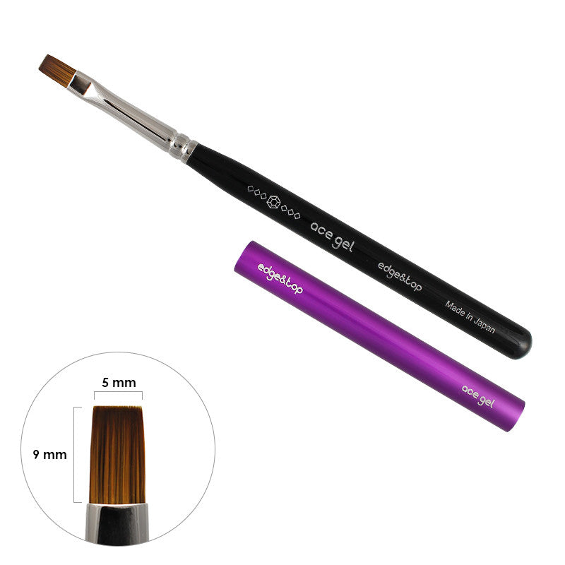 Ace Gel Brush / Edge & Top