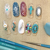 Detail Nail Partner x Mananails Art Brush