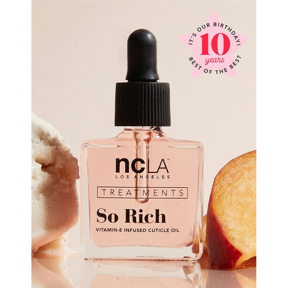 NCLA So Rich Cuticle Oil / Peach Vanilla
