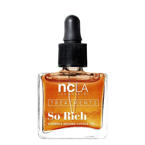 NCLA So Rich Cuticle Oil / Gingerbread Woman
