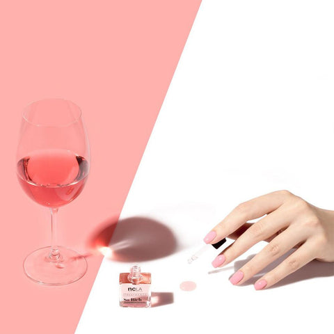Daily Charme Nail Art NCLA So Rich Cuticle Oil / Bubbly Rosé