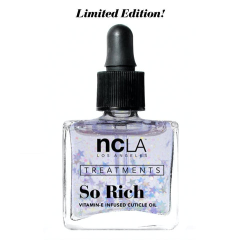 NCLA So Rich Cuticle Oil / Birthday Cake / Limited Edition