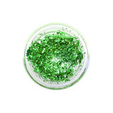 Metallic Tinsel Foil / Green for Nail Art