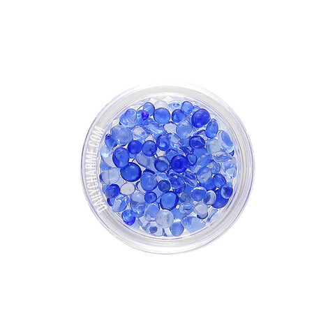 Natural Gems / Sapphire Sea Glass