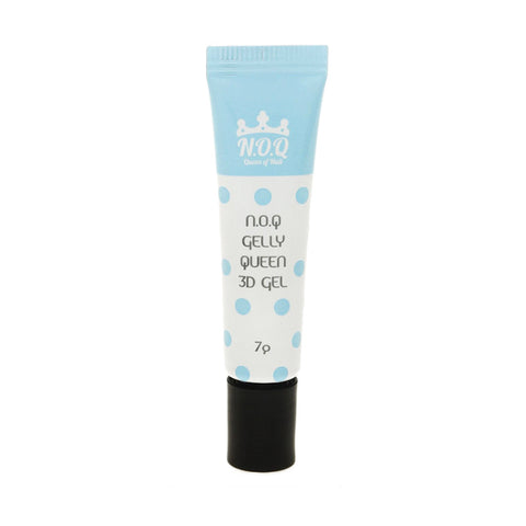 N.O.Q 3D Tube Gel No.7 / Baby Blue