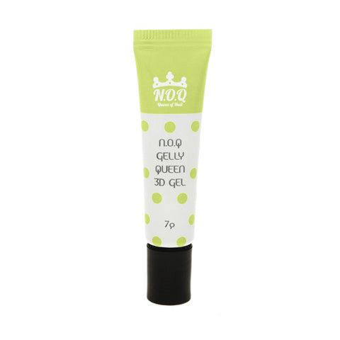 N.O.Q 3D Tube Gel No.10 / Light Green