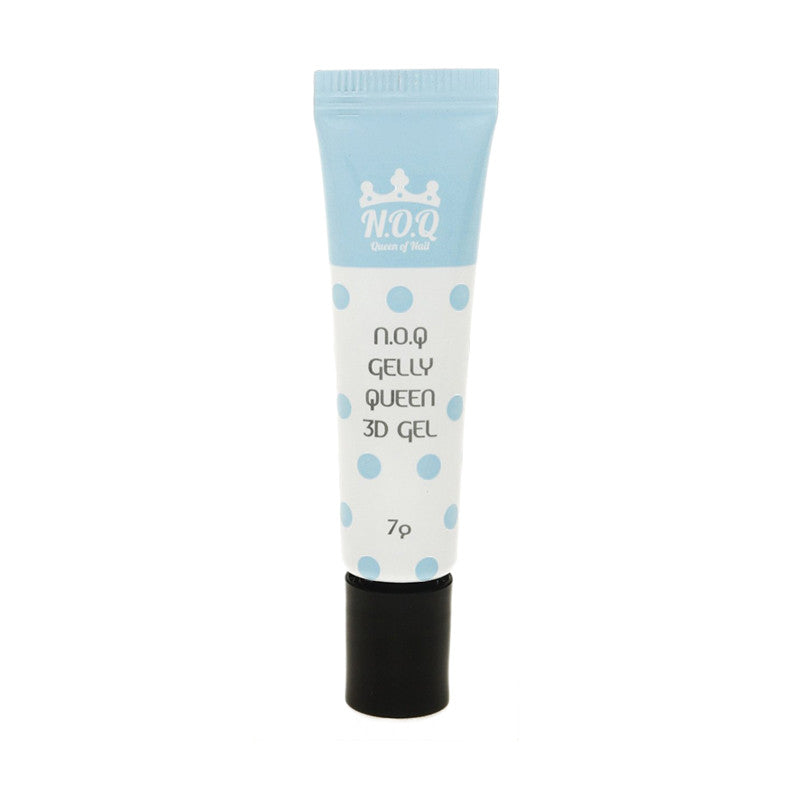 N.O.Q 3D Tube Gel No.11 / Light Blue