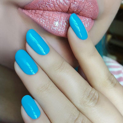 Daily Charme Indie Nail Polish I Scream Nails / Ice Cold