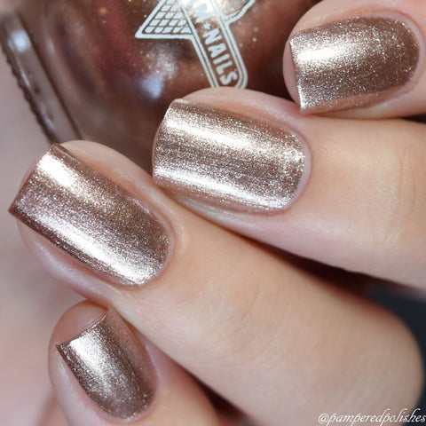 Daily Charme Indie Nail Polish I Scream Nails / Plush