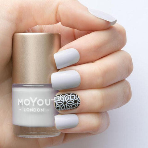 Moyou London / Stamping Nail Lacquer / After the Storm