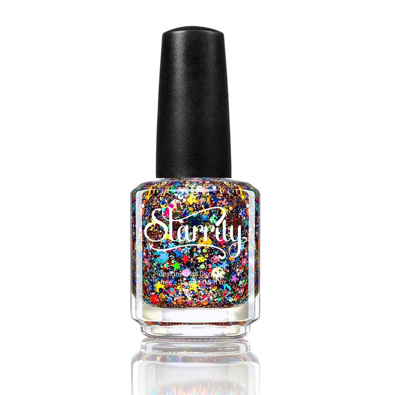 Daily Charme Indie Nail Polish Starrily / Galaxy