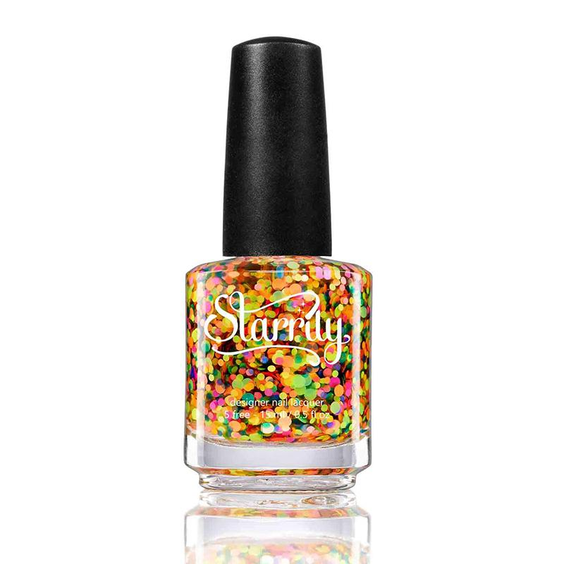 Daily Charme Indie Nail Polish Starrily / Gumballs