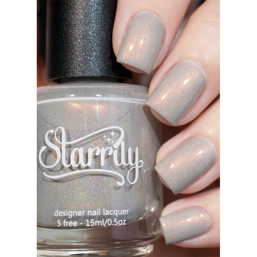 Daily Charme Indie Nail Polish Starrily / Moon Glow